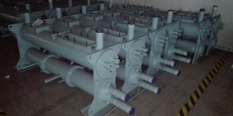 Cooling System Steel Shell and