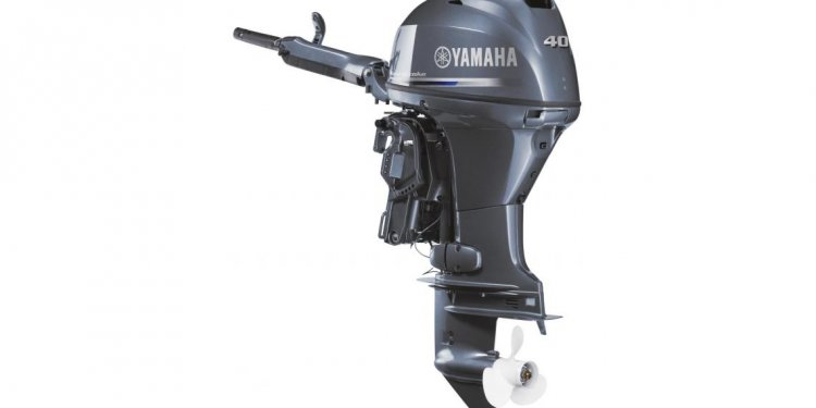 F40LHA Yamaha 4 Stroke 40hp