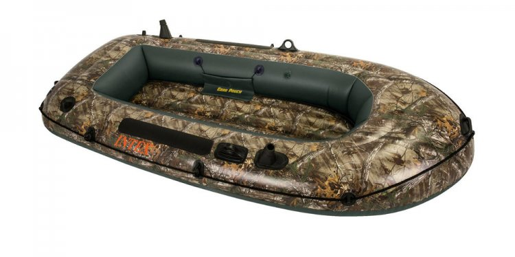 Intex Realtree Camo Seahawk 2