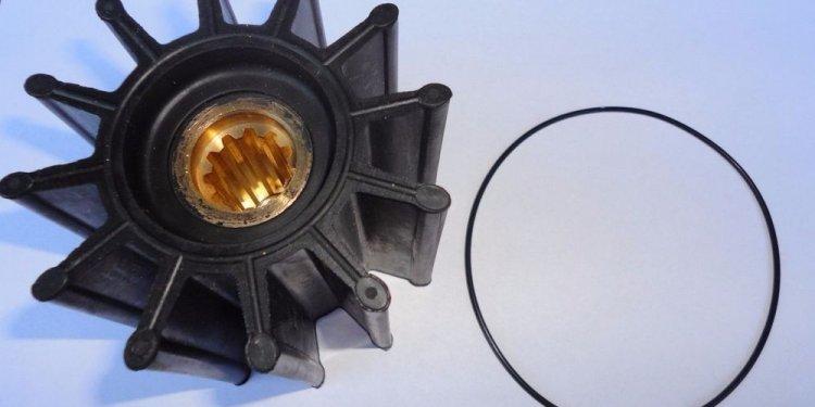 Impeller Kit Replaces Sherwood