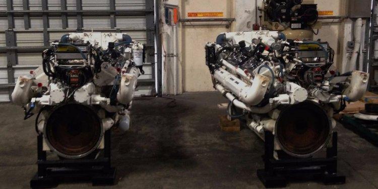 Detroit Diesel, 16V92TA Marine