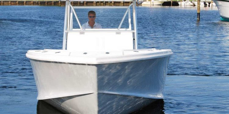 27-Foot Outboard Center