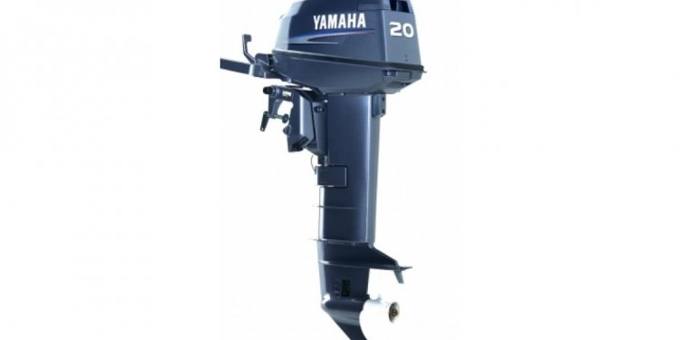 20DMHS Yamaha 2 Stroke 20hp