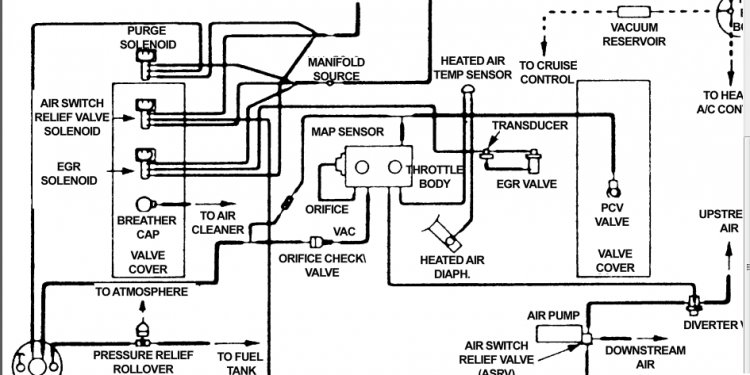 Marine Engine Diagram