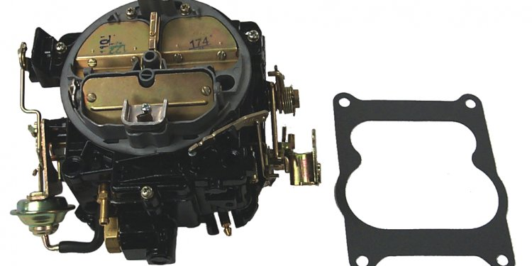 Mercruiser Carburetor parts