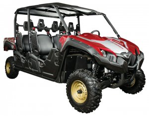 YANMAR UTVs is offered through YANMAR's current small construction gear and agricultural tractor dealer network.